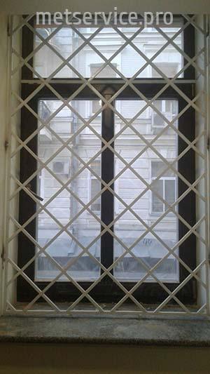 Внутрішня решітка на вікно