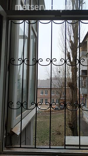 Грати на вікна