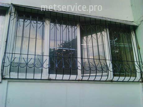 Віконна Решітка на балкон